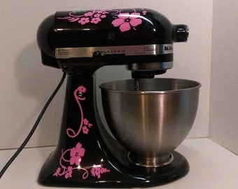 Stand Mixer Decal
