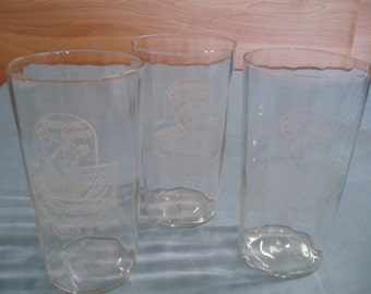 Olympic Games Drinking Glass Los Angeles 1932