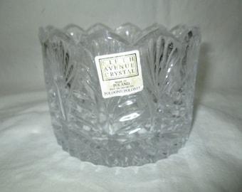 Vintage Poland Crystal Etsy