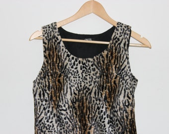 Leopard Print Crop
