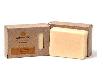 Silky Milky Argan Soap 3.75 Oz