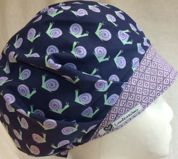 Cutie Bug Bouffant Scrub Hat, Surgical Cap Medical Caps OR Surgery ...