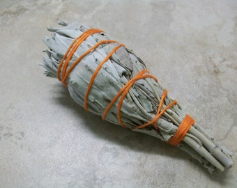 California White Sage Mini Smudge Stick