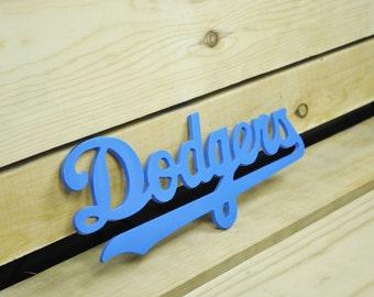 Dodgers Key Rack/Sign