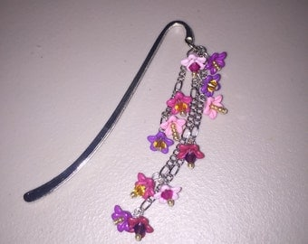 Flower Garden Bookmark