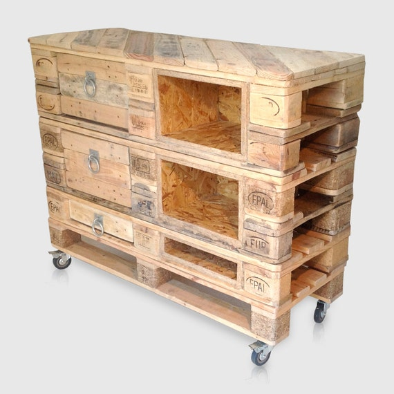 Industrial Style Chest Of Drawers Stylish Uk By Ratandpallet