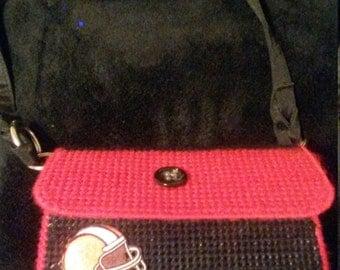 Georgia Bulldog purse
