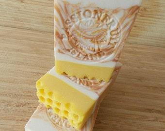 Queen B Soap|Vegan|Artisan Handmade Soap|Cold Process Soap