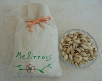 Pistachios Aeginis From Greece - Healthy Organic All Natural & Fresh Energy Snack ! 8.8 oz ( 250gr )
