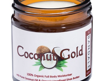 Coconut Gold Body Butter