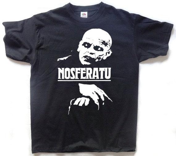 Nosferatu t shirt unisex adults klaus kinski by cryptictales for Werner herzog t shirt
