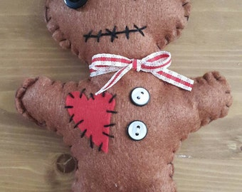 Stumpy the Gingerbread Zombie