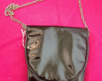 Vintage Bellesco 1990's PVC Chain Bag - Italian Made