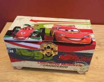 Disney CARS Decorative box