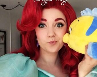Ariel Wig - Fairytale Wig Original by Fairytale Wigs