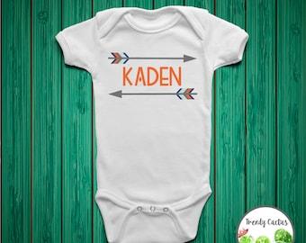 Personalized Boy Onesie, Custom Boy Shirt, Boy Coming Home Outfit, Personalized Newborn Boy Outfit, Monogram Baby Boy, Newborn Boy Outfit