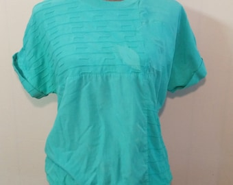 Totally Teal- 1980's