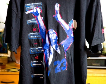 Vintage NIKE AIR JORDAN T shirt size L