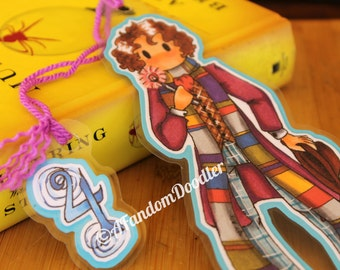 4th Doctor (Doctor Who) Bookmark
