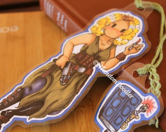 River Song (Doctor Who) Bookmark