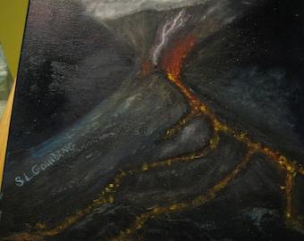 Volcan Storm