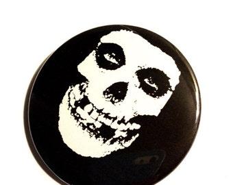 the crimson ghost (misfits) pin