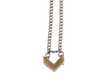 Arrow Small Single Necklace