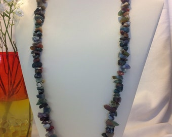 Fancy Agate Necklace