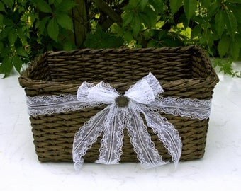 Rustic Wedding Basket
