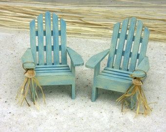 Shabby Chic Beach Chairs For  Wedding Cakes