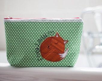 Makeup Bag - Washbag - Pencil Case - Project Bag