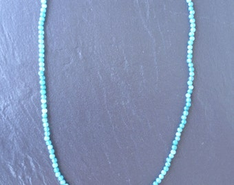 Ariel Necklace. Beachy jewelry. Gift for her.
