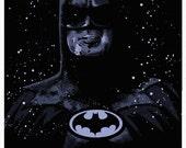 Batman 1989 11 x 17 Art Print