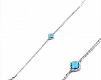 YONCA Sterling Silver Bracelete