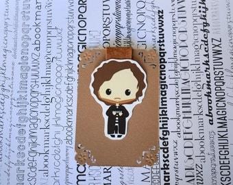 Sirius Black magnetic bookmark