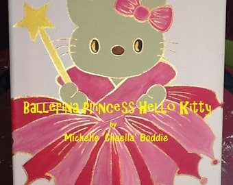 Ballerina Princess 'Hello Kitty'