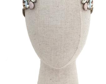Boho Headpiece // Bridal Headpiece // Bridesmaid Headpiece //  Event Headpiece // Wedding headpieces // Bohemian Headpiece
