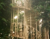 HALF PRICE SALE - Secret Garden, London -  5x7 original film fine art photograph