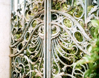 HALF PRICE SALE - Secret Garden, Lisbon -  5x7 original film fine art photograph