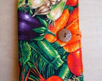 Clearance Tea Bag Wallet--Vegetables