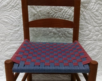 Miniature Shaker Chair