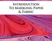 Introduction To Marbling - Digital Download