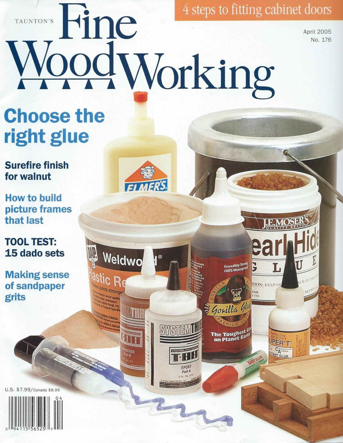 Taunton's Fine Woodworking April 2005 #AA136 from ...