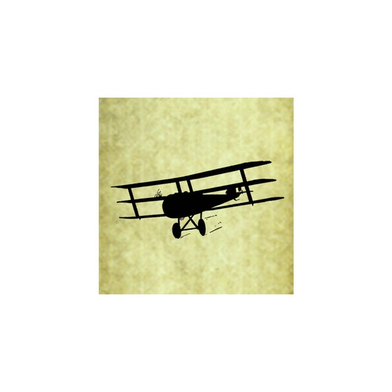 Aircraft Rubber Stamps Biplane Rubber Stamp Prop