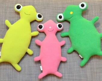 Custom Plush Monster Stuffed Animal - Bugzy