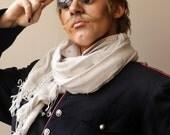 Aviator Brown Sunglasses - Steampunk Eye wear