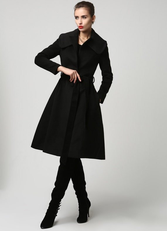 Black Coats: Stay warm with our great selection of Women's coats from travabjmsh.ga Your Online Women's Outerwear Store! Get 5% in rewards with Club O! Coupon Activated! Excelled Ladies Faux Wool 3/4 Length Wrap Jacket. 2 Reviews. SALE. More Options. Quick View. Sale $