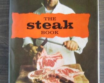 The Steak Book - Vintage Cookbook