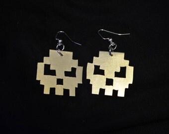 Metalwork Earrings