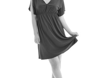 Plus Size Dress- Made to order plus size dress, Red plus size dress/ Plus size clothing